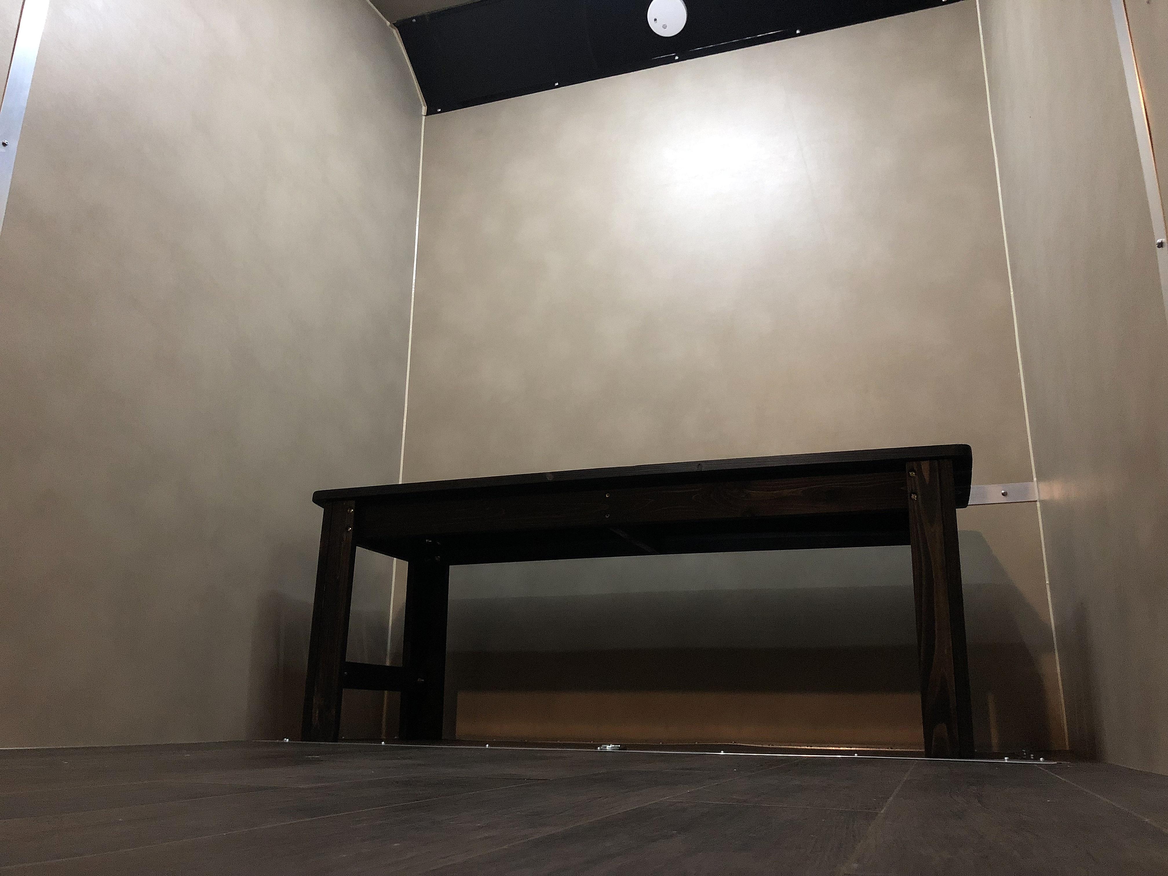 DIY ~ Micro-Lite Cargo-Go Lite Xtreme Trailer [bench & floor]–06/05