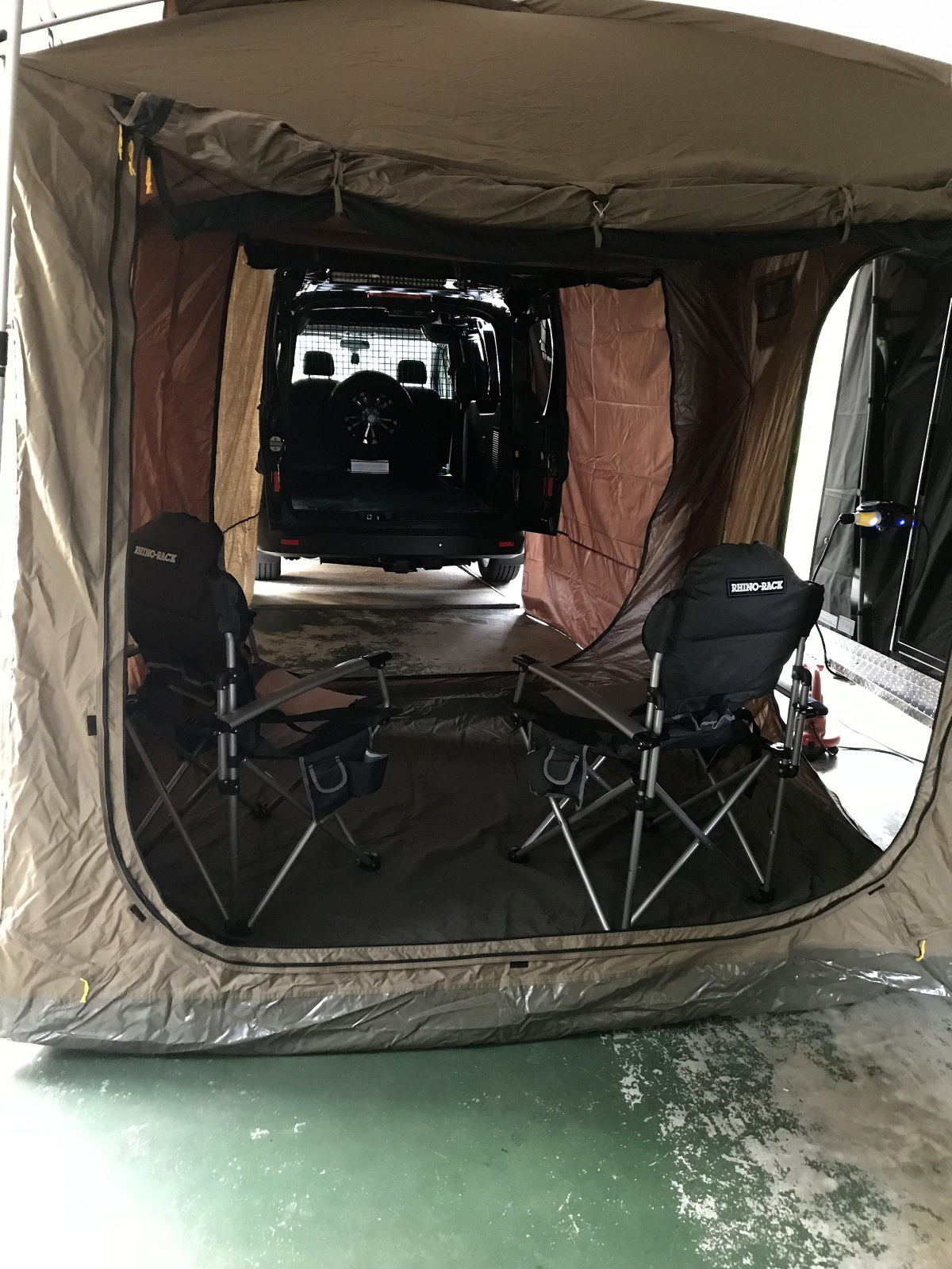 DIY ~ Micro-Lite Cargo-Go Lite Xtreme Trailer [for camping], 06/18