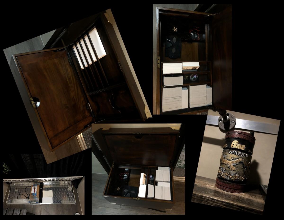 DIY ~ Micro-Lite Cargo-Go Lite Xtreme Trailer [storage],06/27