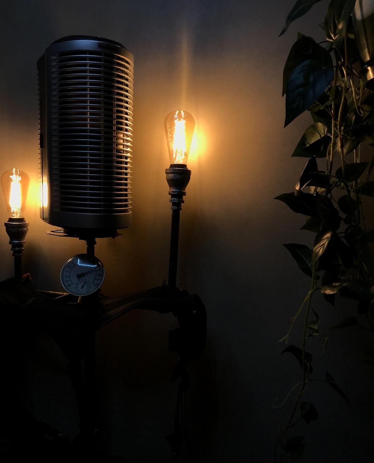 DIY ~ Micro-Lite Cargo-Go Lite Xtreme Trailer [Pole lights, fan, & equipment holder],08/06