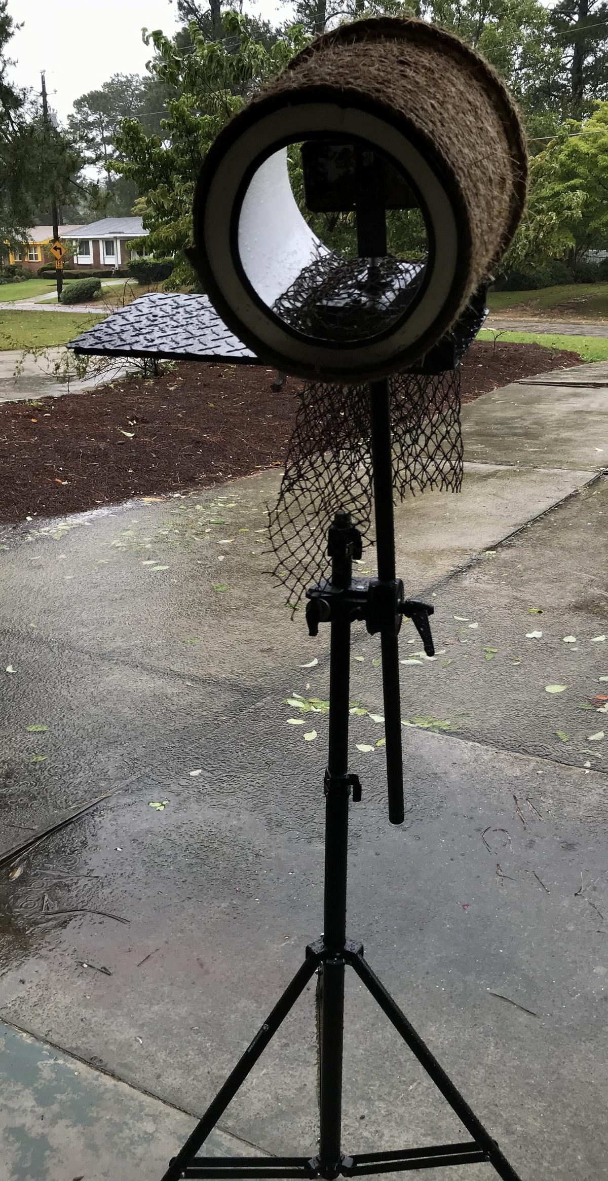 DIY ~ Smartphone Rain Cover,09/14