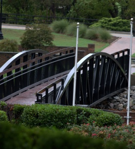Cross Creek Park Bridge, Fayetteville, North Carolina