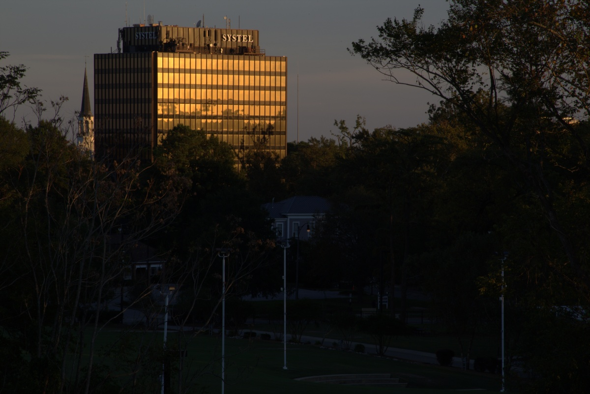 Photography ~ Around Sunset–Downtown Fayetteville, North Carolina, 10/18