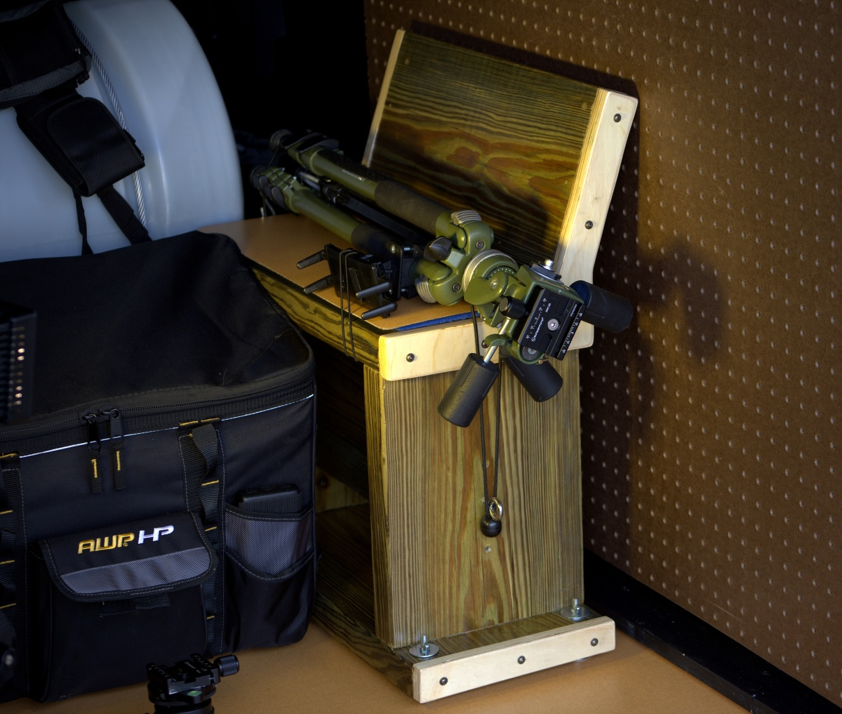 DIY ~ Photographer's Bench/Seat/Stand–Finished–DSLR Photos,10/25